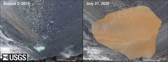 Чудо природы: на Гавайях нашли озеро с температурой воды более 80 градусов – фото