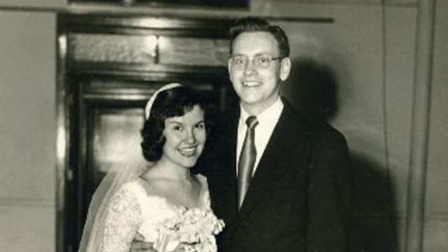 Воррен Баффет з дружиною