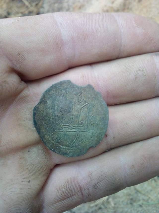 у житомирській області знайшли ще 6 срібників Київської Русі