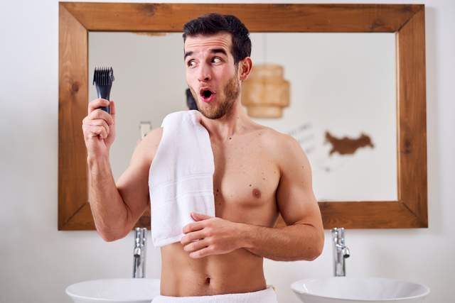 Мужская интимная стрижка: как ухаживать за зоной бикини в домашних условиях