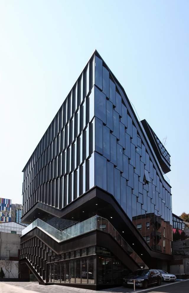 Окна вместо стен – впечатляющий архитектурный проект в Сеуле: фото