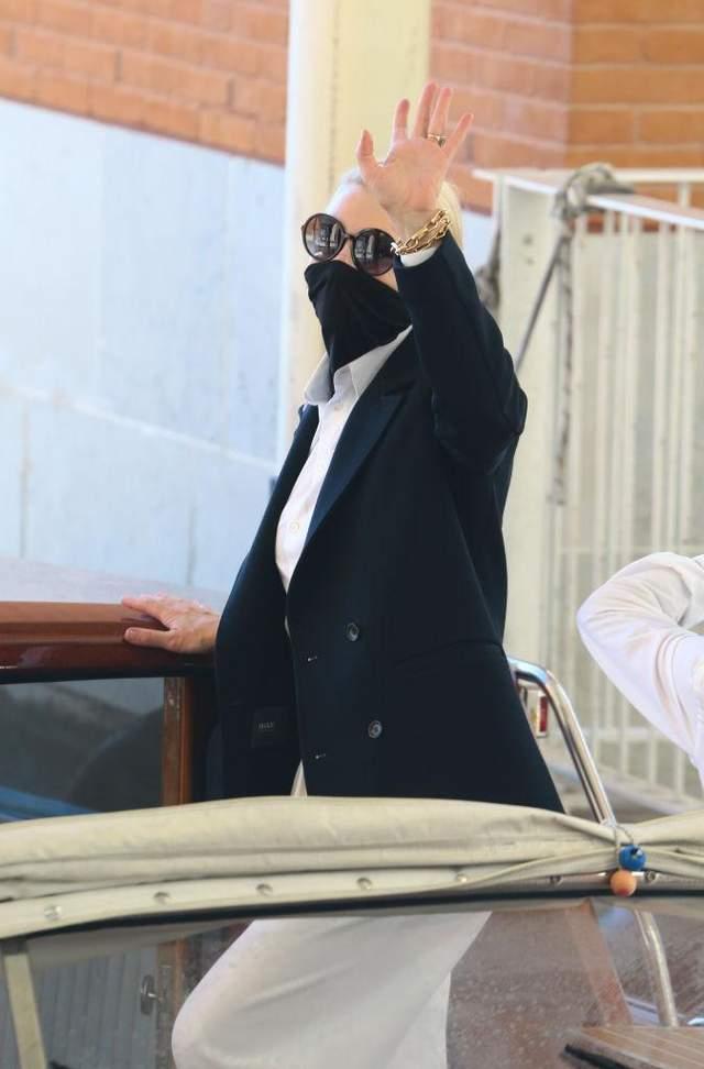 Кейт Бланшетт на Венеційському кінофестивалі