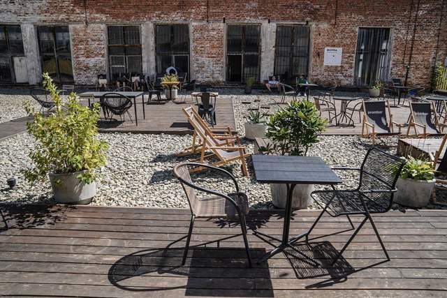 На терасі можна випити смачної кави / Фото The Village