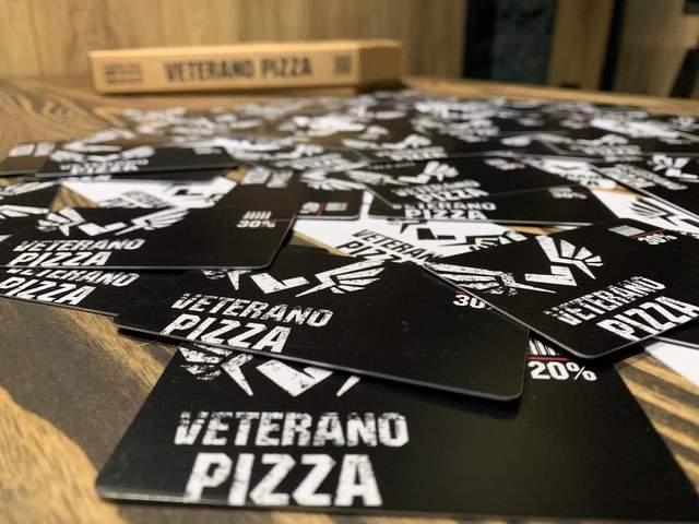 Veterano Pizza