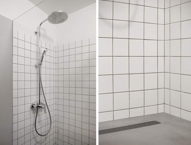 Ванна у квартирі невелика та стильна / Фото The Village