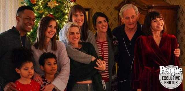 Нова різдвяна комедія з Крістен Стюарт