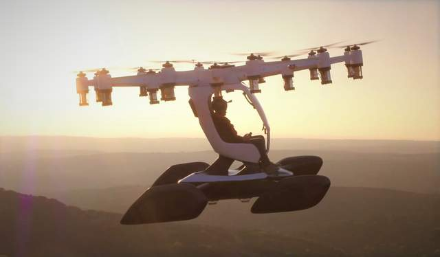 'Фантастический джип' для ВВС США: как он выглядит