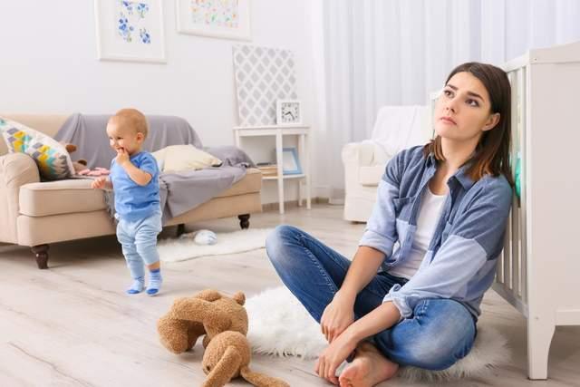 Депресія у батьків: симптоми, вплив на дітей і протидія