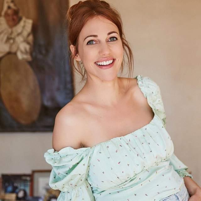 Актриса 'Роксоланы' Мерьем Узерли на пятом месяце беременности: звезда ждет второго ребенка