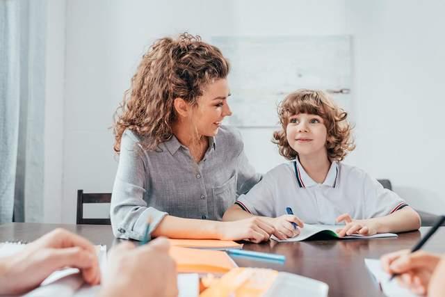 Співпрацюйте з батьками учня
