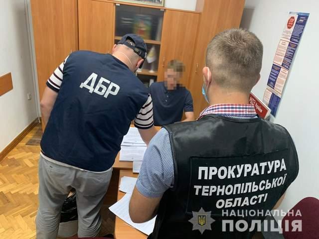 Посадовців ДФС Тернопільщини підозрюють у розтраті