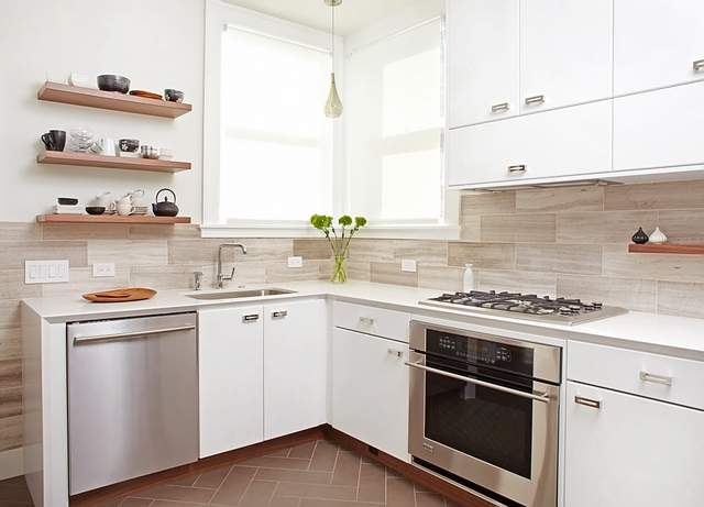 Как выбрать гарнитур для маленькой кухни: 5 шагов
