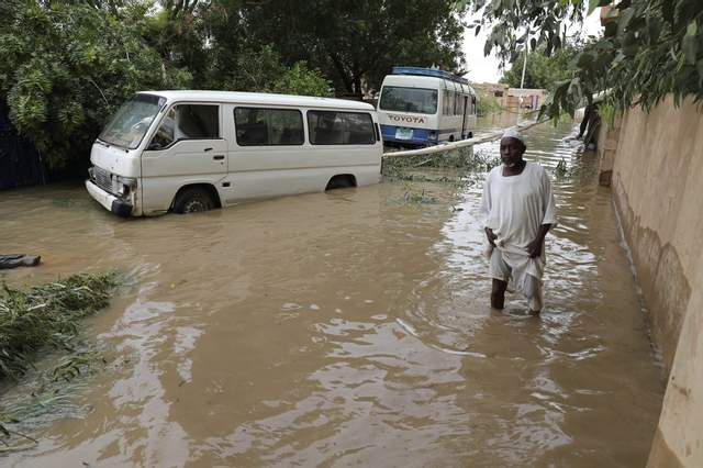 Надзвичайний стан Судану