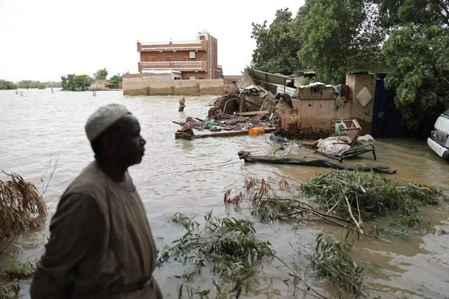 Повінь у Судані