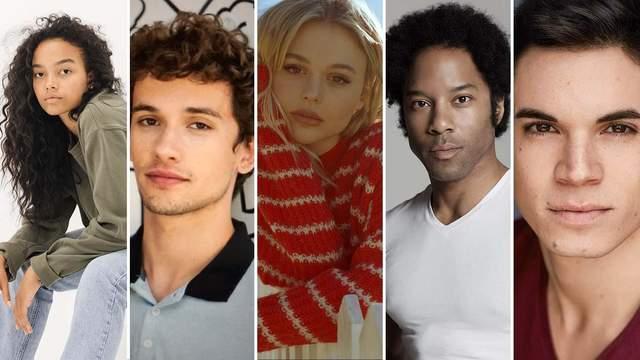 Актори нового сезону