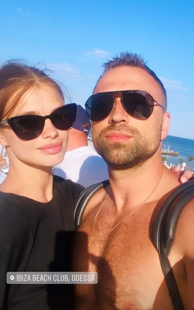 Девушка Макса Михайлюка Дарья Хлыстун рассказала об их знакомстве и первых свиданиях
