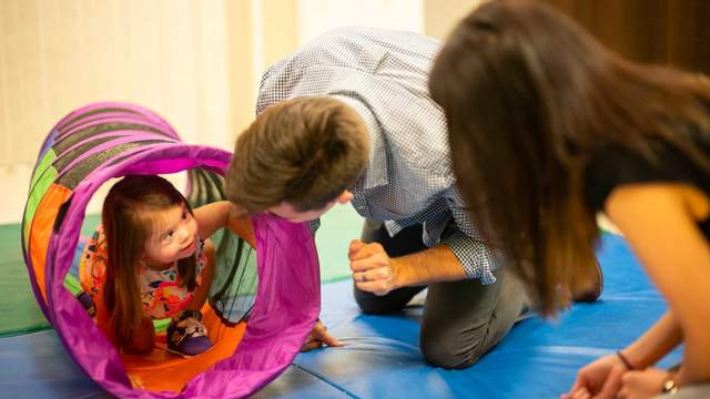 Знайдіть спільне хобі з дитиною і чоловіком