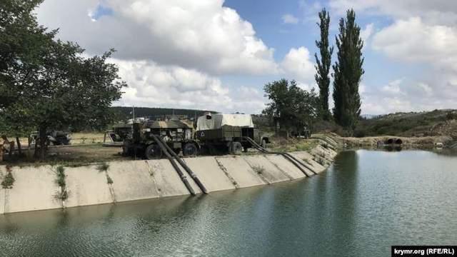 вода в Криму 8 вересня 2020