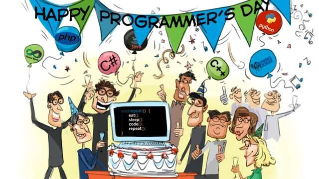 Картинки з Днем програміста