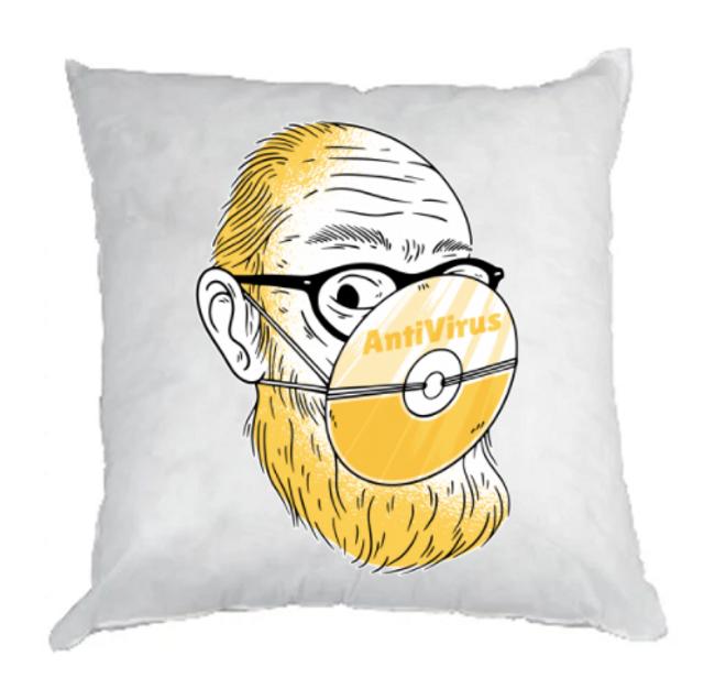 Подушка - чудовий подарунок для програмістів