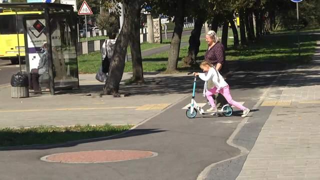 велодоріжки львів