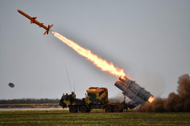 Український ракетний комплекс