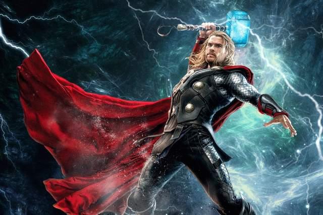 Тор у серії фільмів Marvel
