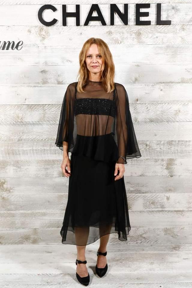 Ванесса Параді у сукні Chanel