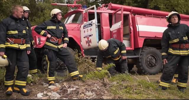 Современные добровольцы-спасатели: на Ивано-Франковщине создали уникальную пожарную группу