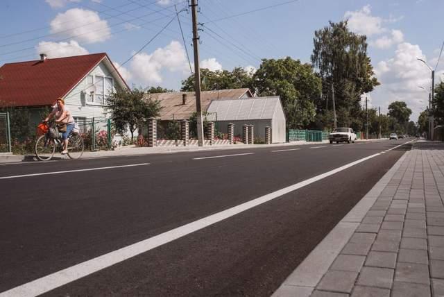 Компания Onur Group Ukraine в рамках благотворительности отремонтировала  дорогу в Карпатах