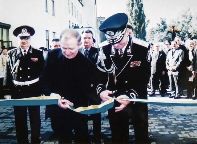 Урочистості з нагоди відкриття юридичного ліцею, 16 вересня 2000 року
