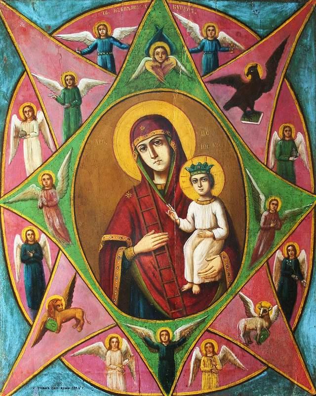 Ікона Неополимої Купини