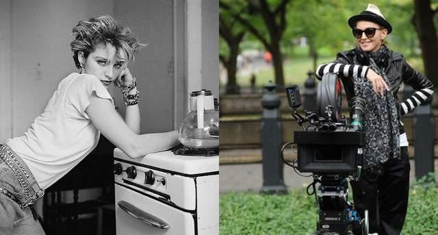 Мадонна анонсувала зйомик фільму про неї