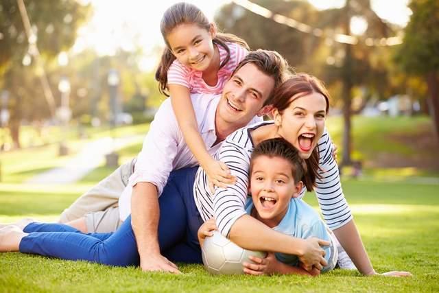 Налагоджуйте контакт з дітьми змалку