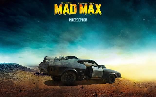 Мощные автомобили из фильма 'Безумный Макс': на чем ездили главные герои