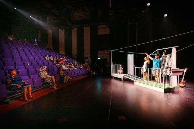 Театр у час пандемії