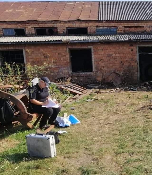Житель Львівщини загинув від вибуху боєприпасу