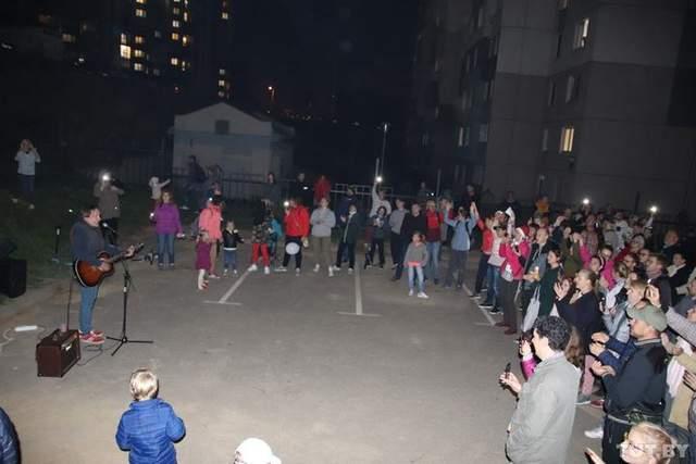 протести в Білорусі 22 вересня 2020