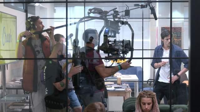 2 сезон сериала 'Первые ласточки': уникальные фото и видео со съемочной площадки