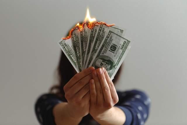 Забагато грошей не зробить вас щасливими