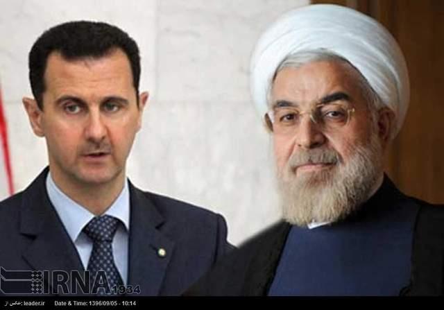 Рухані і Асад