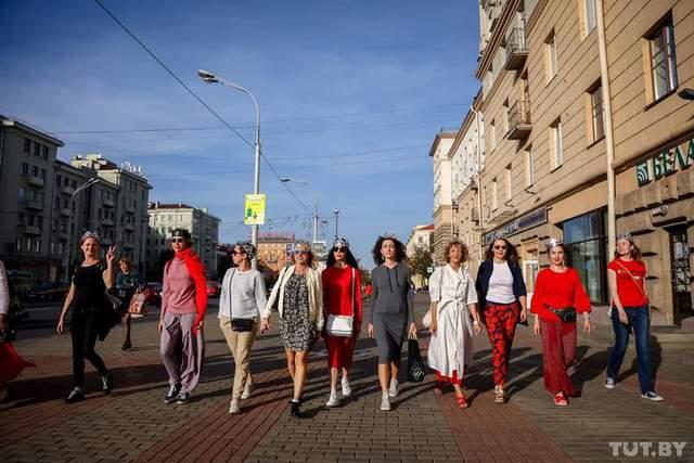 протести в Білорусі 24 вересня 2020