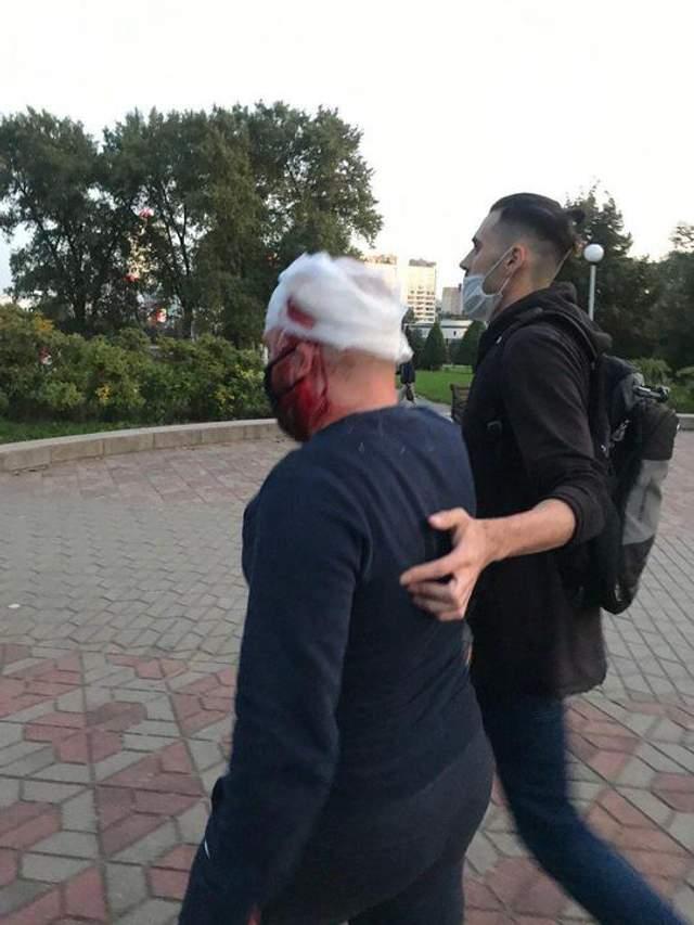 протести в Білорусі 24 вересня