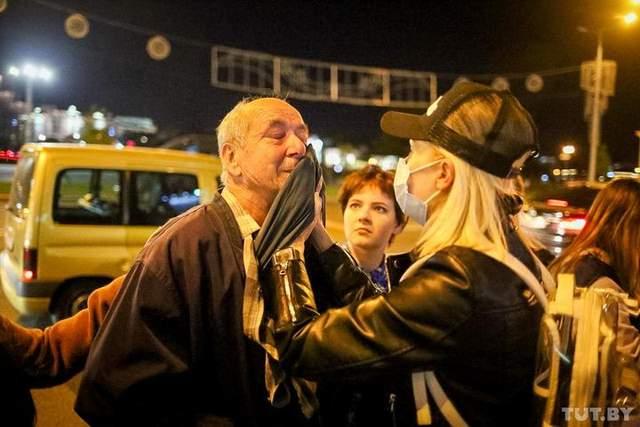 протести в Білорусі 23 вересня