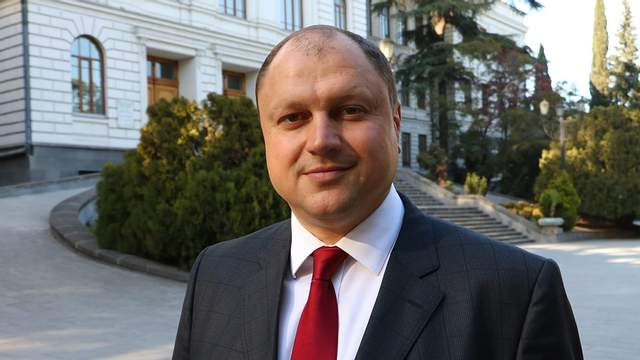 Олег Василенко кандидат в мери Дніпра