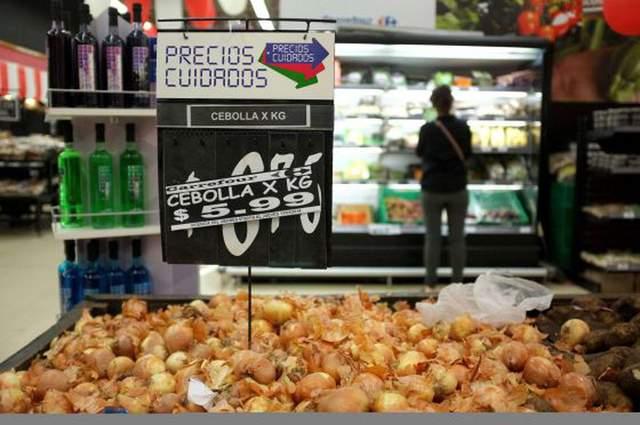 Інфляція в Аргентині