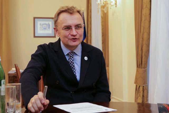 Садовий, кандидати в мери Львова, місцеві вибори 2020