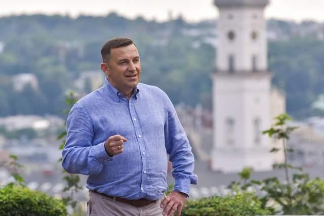 Рущишин, кандидати в мери Львова, місцеві вибори 2020
