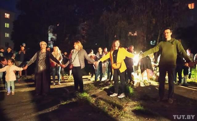 Протесты не стихают: события в Беларуси 25 сентября – фото, видео