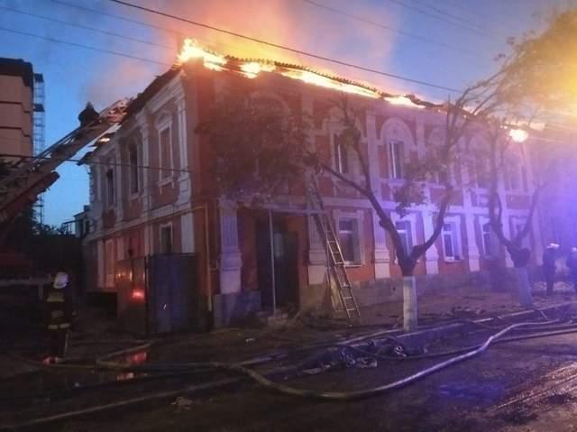 Пожар в Харькове унес жизни 2 человек: полиция выясняет детали трагедии